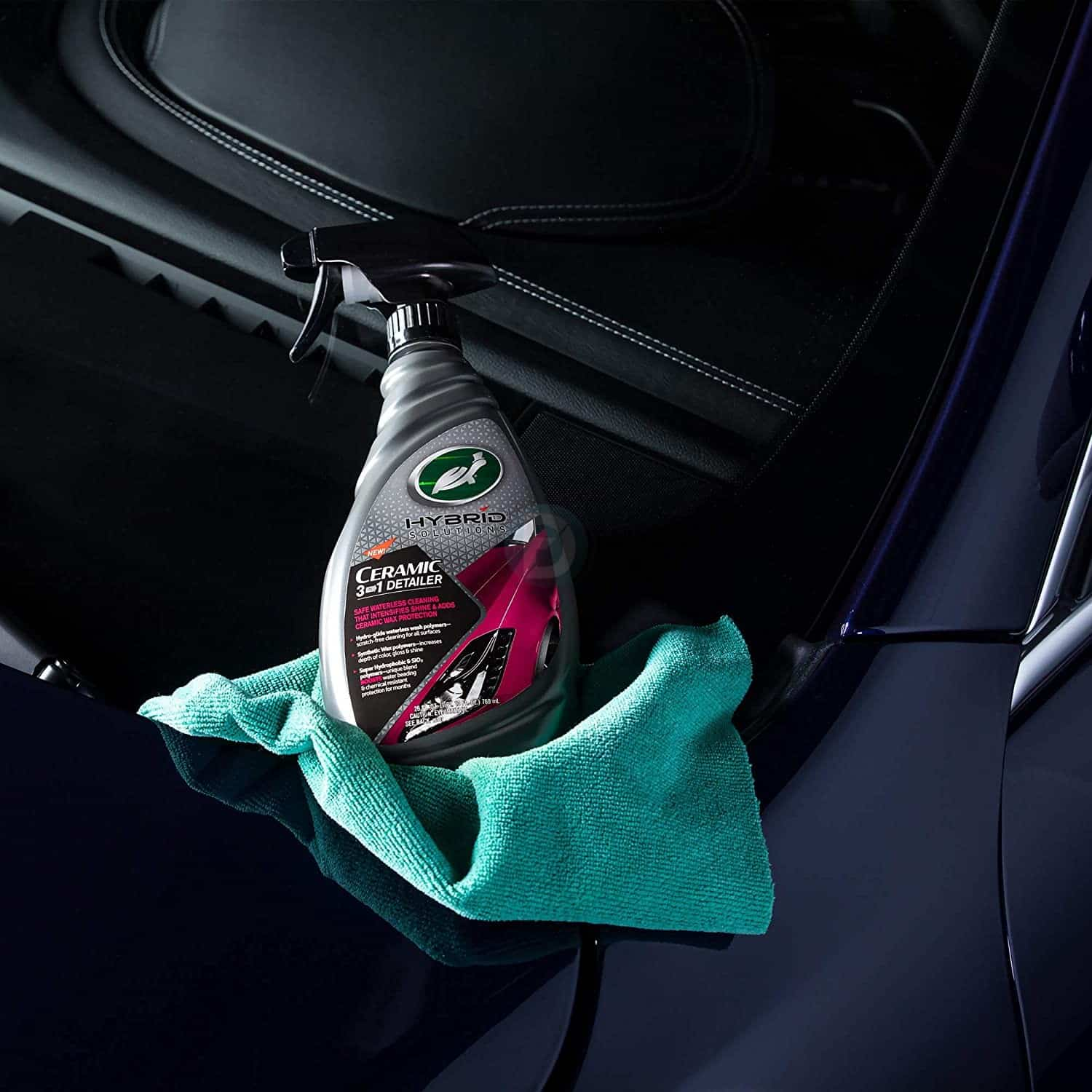 HYBRID SOLUTIONS CERAMIC 3 IN 1 DETAILER - TURTLE WAX