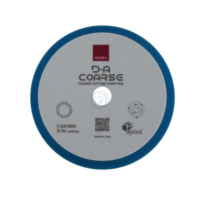RUPES DA COARSE FOAM PAD 9.DA180H