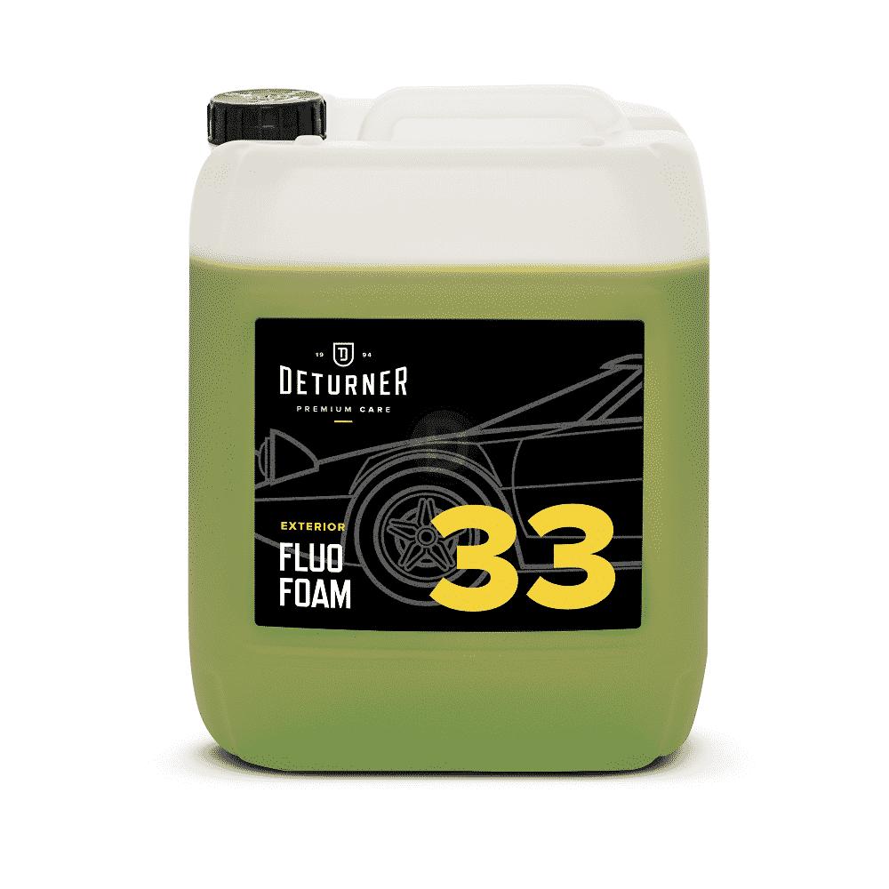 DETURNER - 33 FLUO FOAM 5 Litres - FORMULA DETAILING