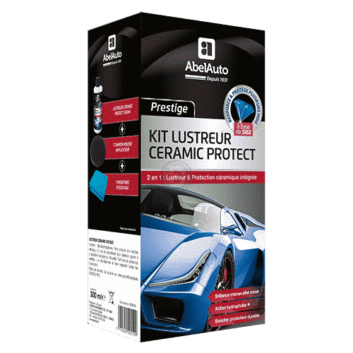 KIT LUSTREUR CERAMIC PROTECT ABEL AUTO
