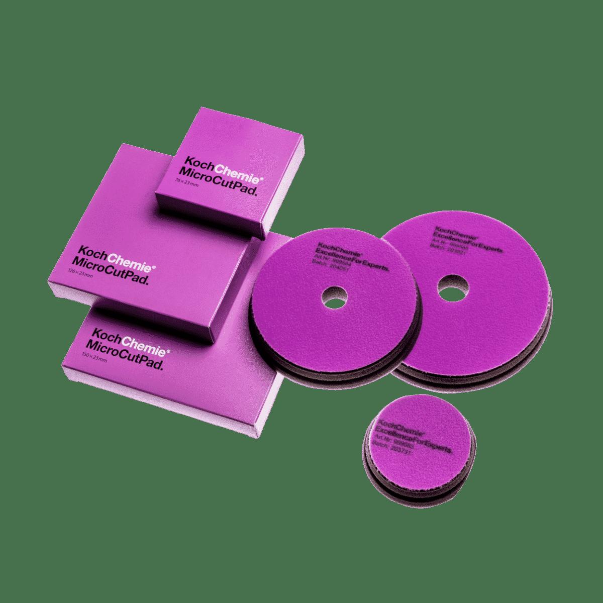 tampon de polissage micro cut pad Koch Chemie France