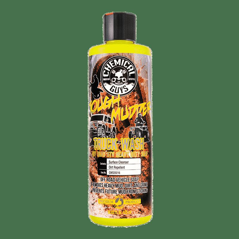 shampoing de lavage pour 4x4