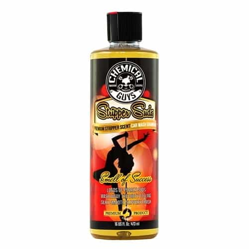 shampoing voiture soft chemical guys